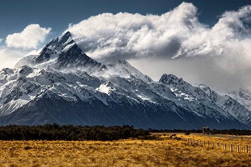 Mont Cook - Tristan Shu