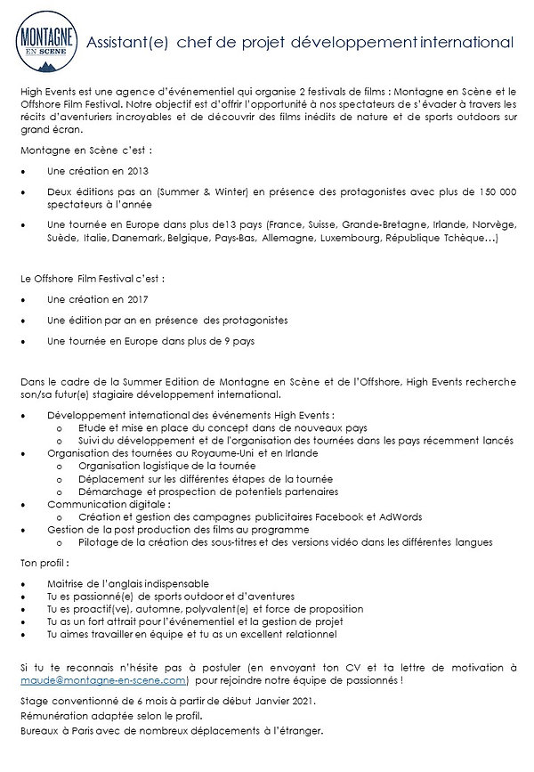 Assistant chef de projet Dev inter Jpeg.