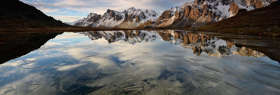 Tableau Alpin - Sylvain Clapot