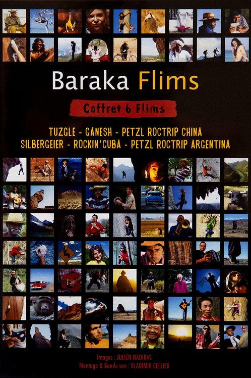 DVD Baraka flims coffret 6 films