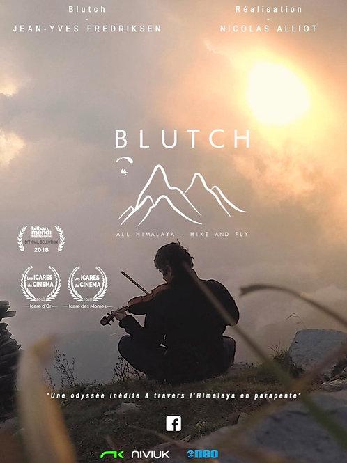 DVD Blutch - Jean Yves Fredriksen