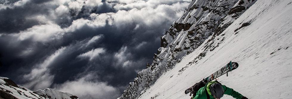Jim Morisson in Chamonix - Christian Pondella