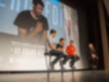 Interview Kilian Jornet et Alex Honnold à Paris