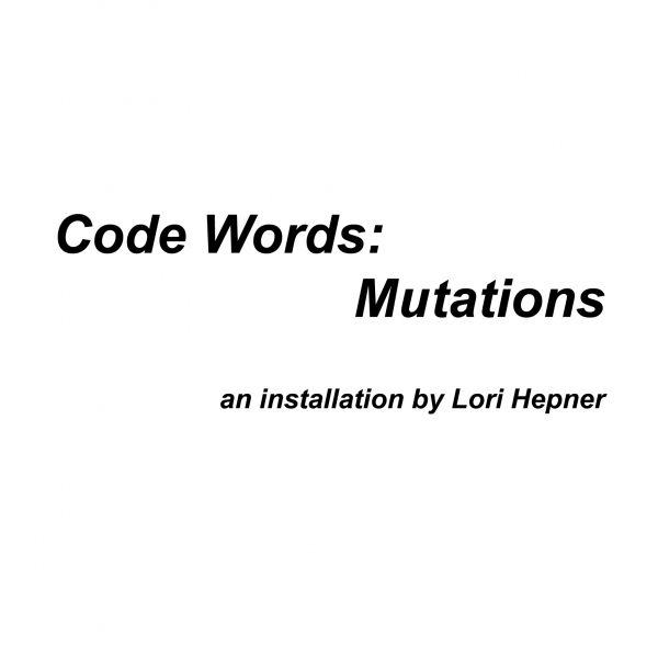 Code Words: Mutations