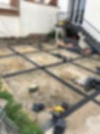 rénovation terrasse