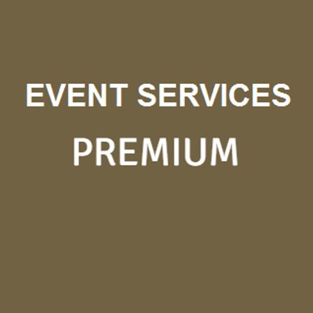 Event Services PREMIUM
