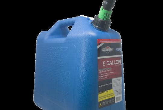 Briggs & Stratton® Smart-Fill with FMD 5 Gallon Kerosene Can