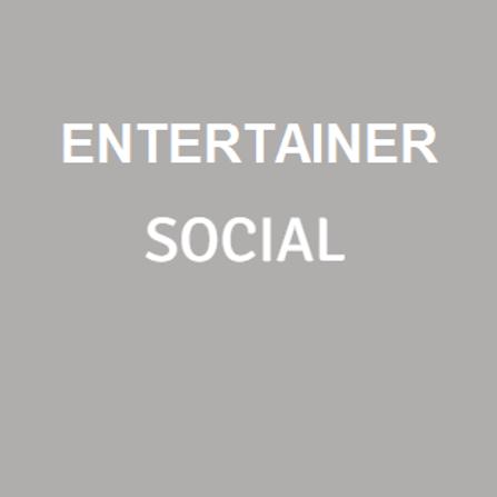 Entertainer SOCIAL
