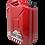 Thumbnail: GarageBOSS™ Press 'N Pour Metal 5 Gallon Jerry Gas Can