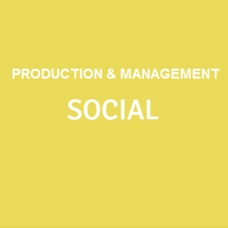 Production & Management SOCIAL package