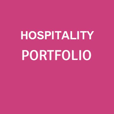 Hospitality PORTFOLIO