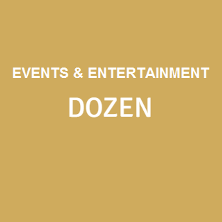 Events & Entertainment DOZEN
