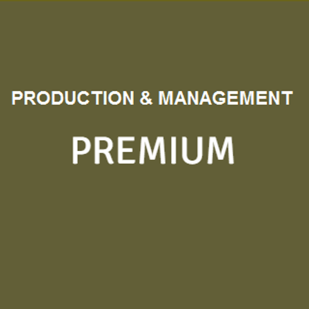 Production/Management PREMIUM