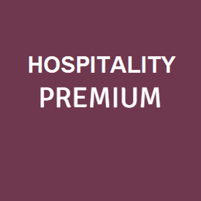 Hospitality PREMIUM package