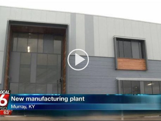 TPG Plastics bringing 75 jobs to Murray with new facility