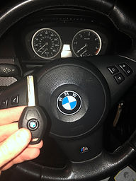 Bmw E Series Remote Key Cutting & Programming