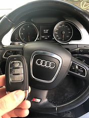Audi A5 Dashboard remote replacement