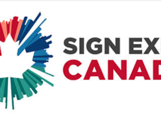 Come See Us At Sign Expo Canada 2016