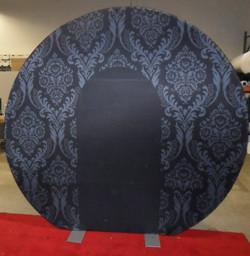Round Fab Wall