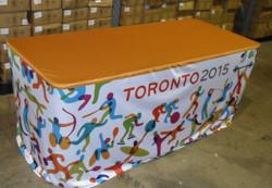 Full Dye Sub Table Cloth