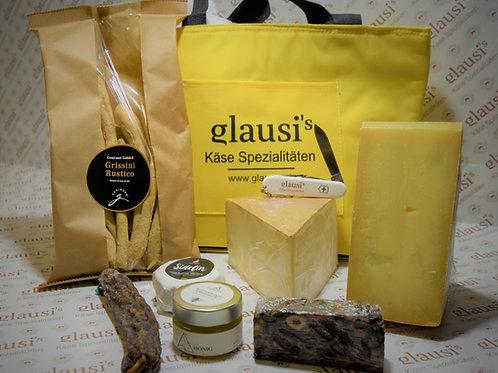Glausi's Wander- oder Picnickorb (für 2 Personen)