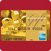 American Express Gift Card 50$