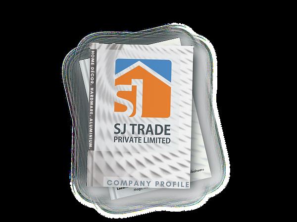 Treewars designed SJ Trade Company Profile