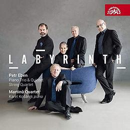 Petr Eben : String Quartet, Piano Trio, Piano Quintet