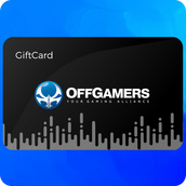 Off Gamers Gift Cards