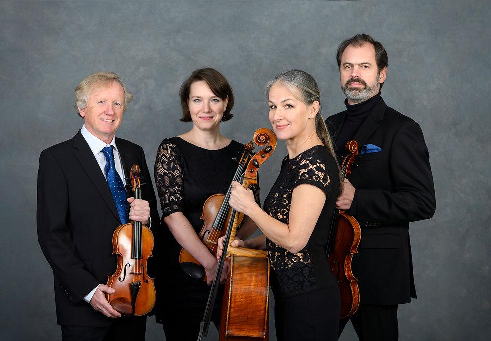 Martinu Quartet half detail formal colou