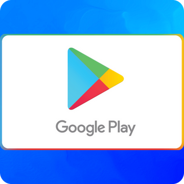 GooglePlay Gift Cards
