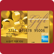American Express Gift Card 100$