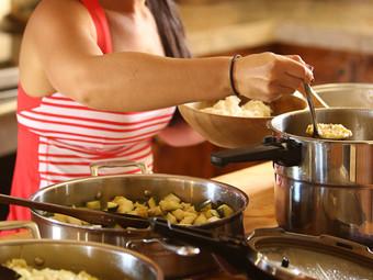 7/7(土)開催「輝かしい健康のためのお料理教室」