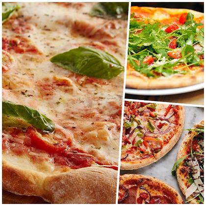 Pizza Con Cipolli Ⓥ