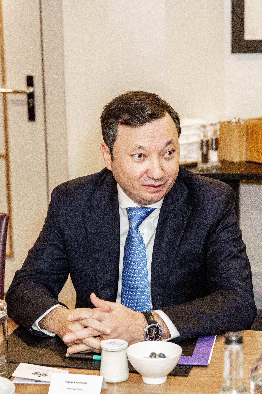 Shyngys Kulzhanov (Berlanga Group)
