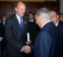 Rupert Goodman, Nursultan Nazarbayev