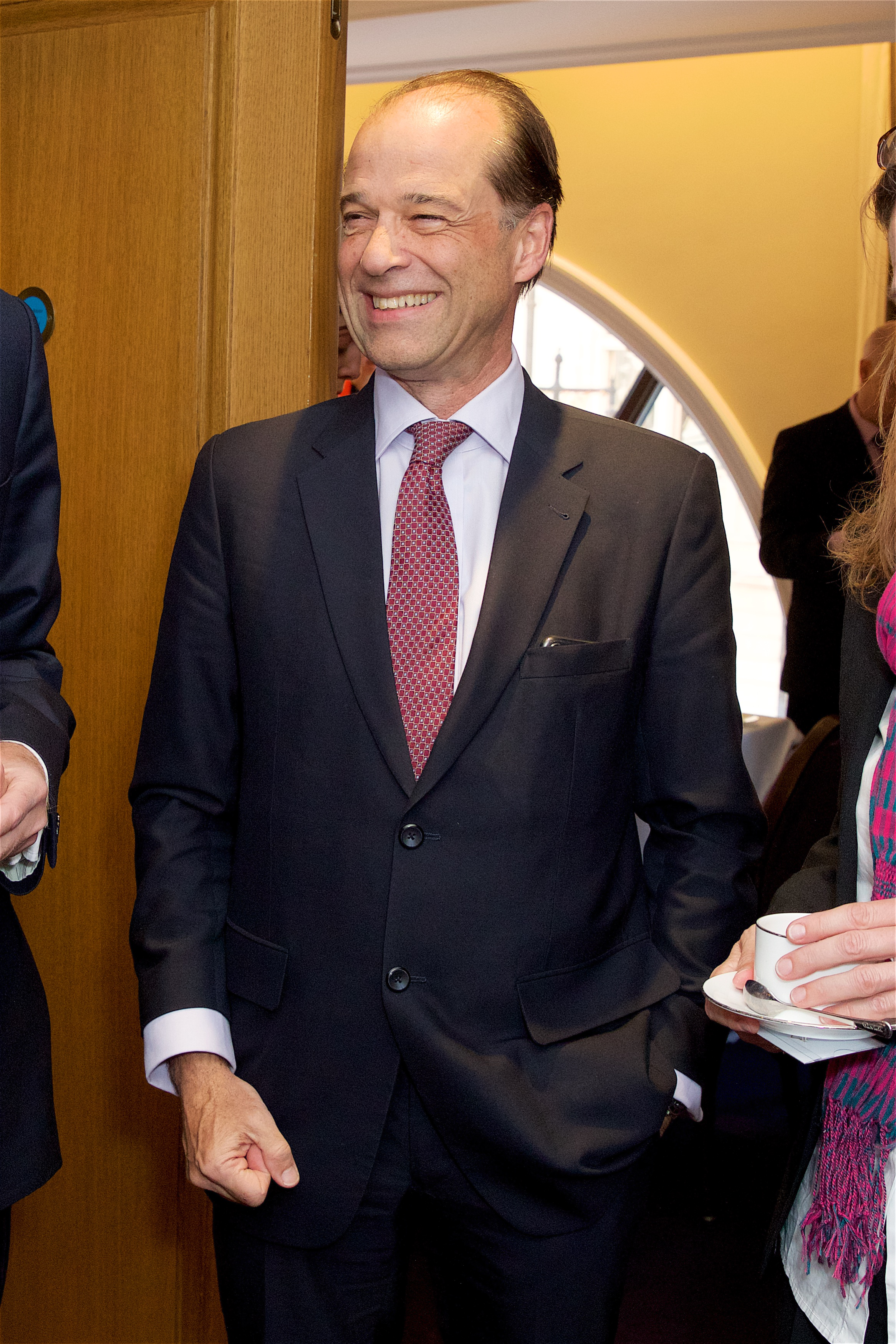 George Hollingbery MP