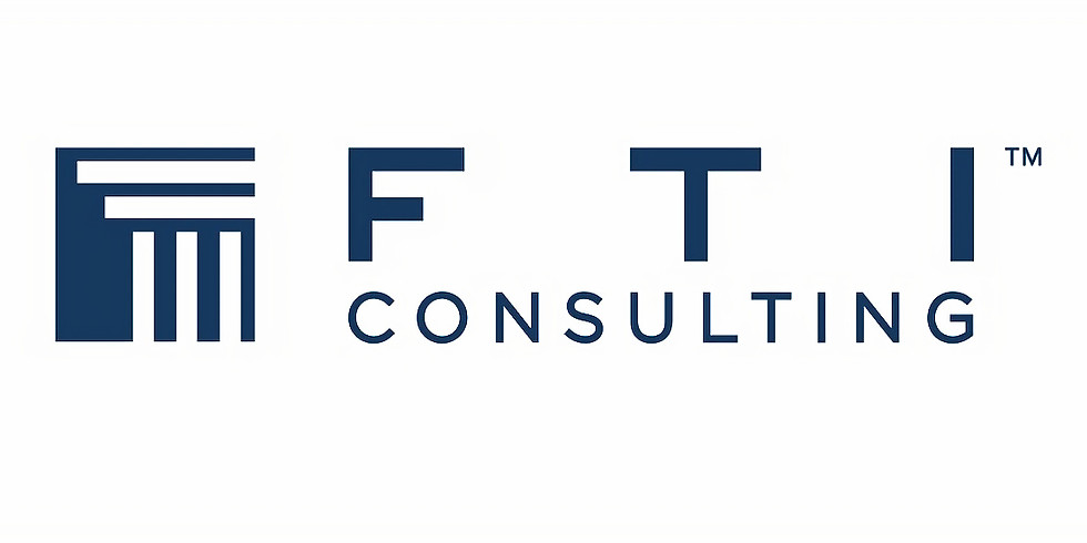 RCAN Autumn Drinks hosted by FTI Consulting