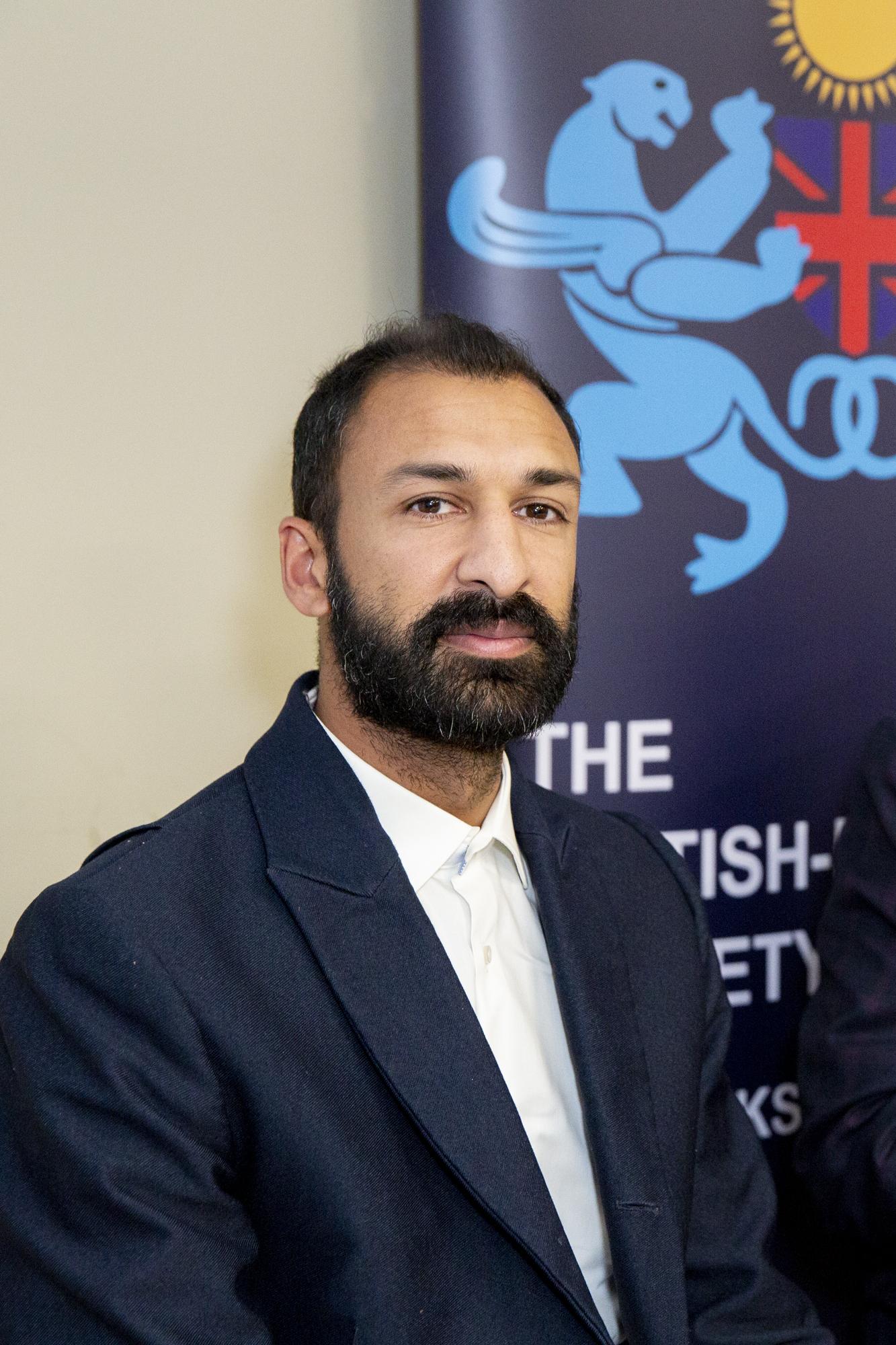 Asif Khan MBE
