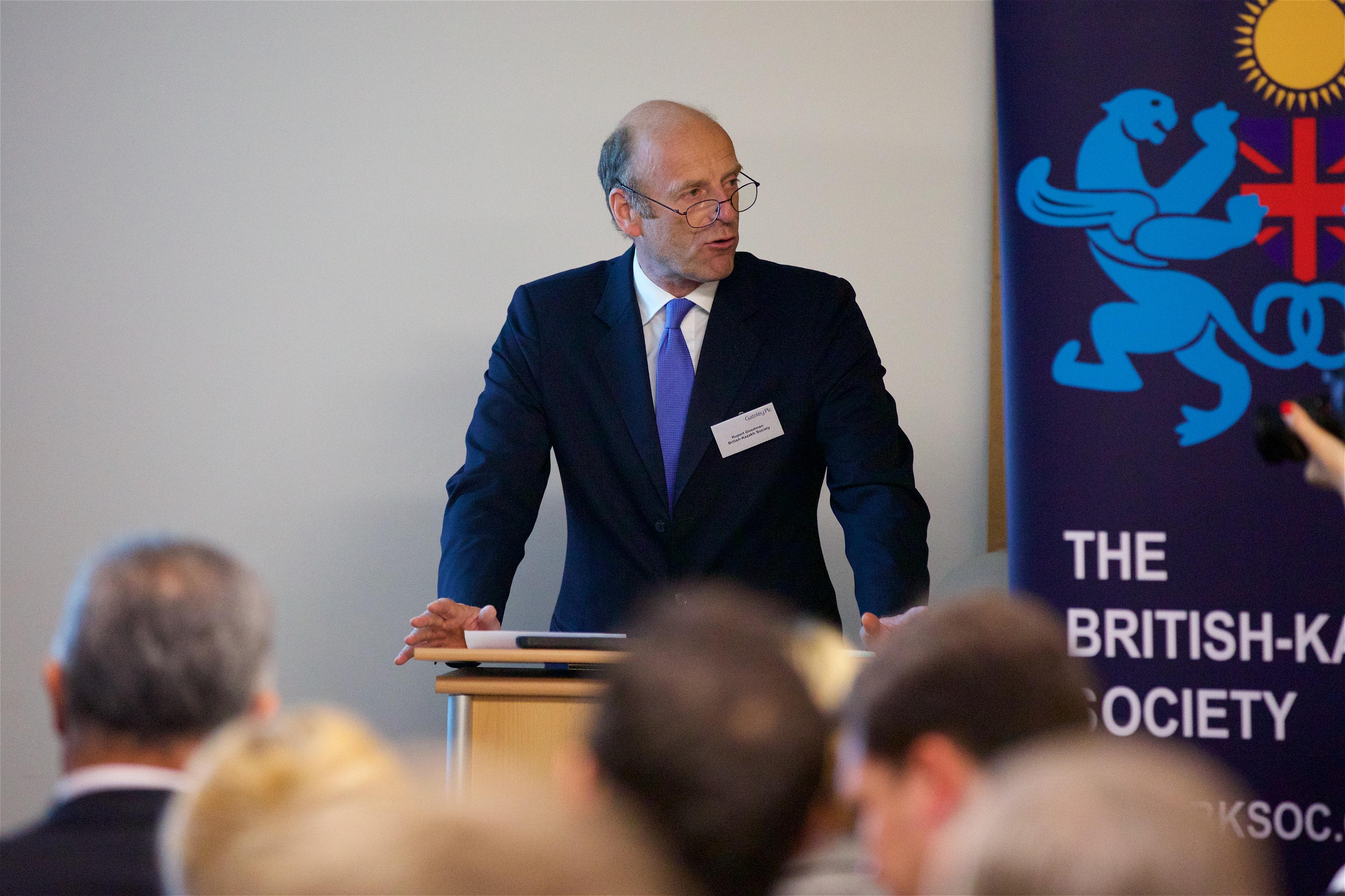 Rupert Goodman, Chairman