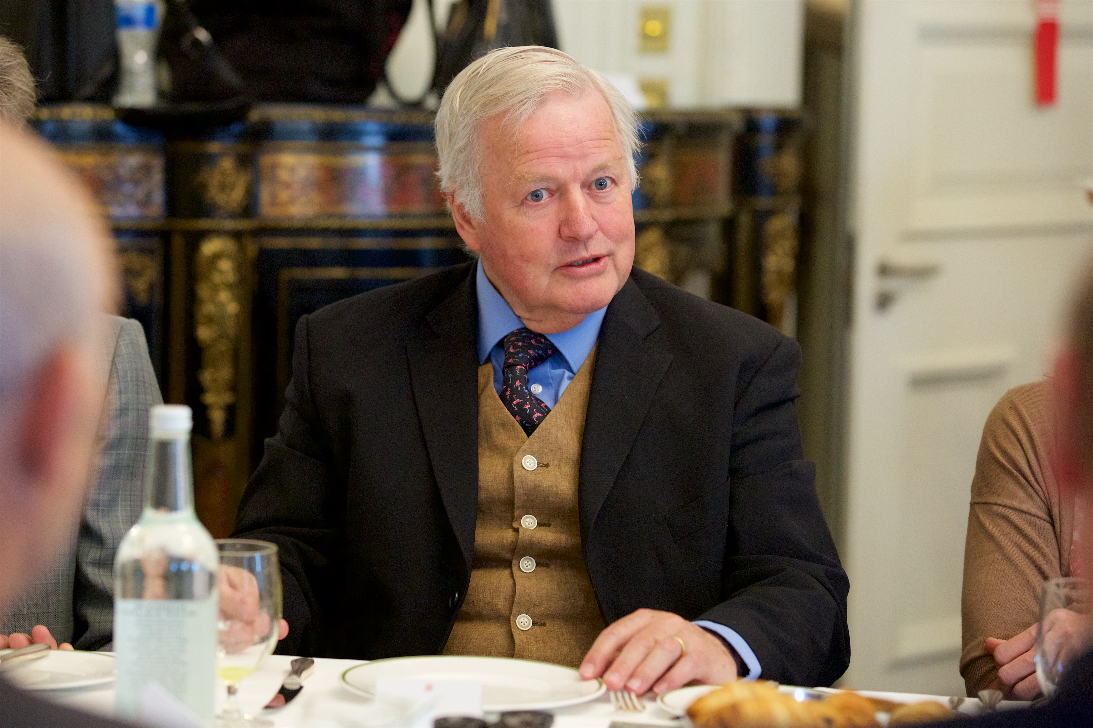 Colonel Bob Stewart MP