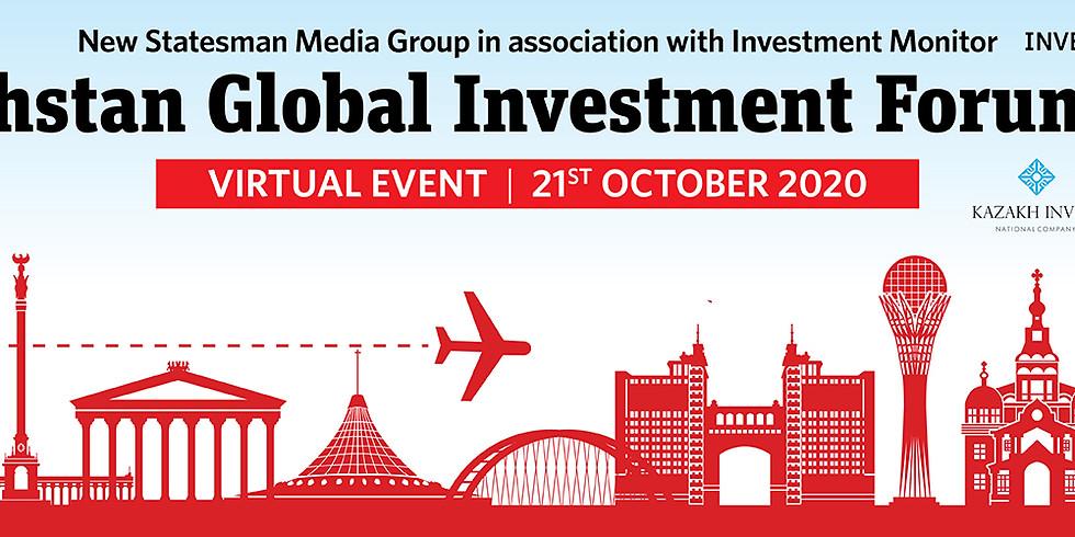 The Kazakhstan Global Investment Forum 2020 (1)