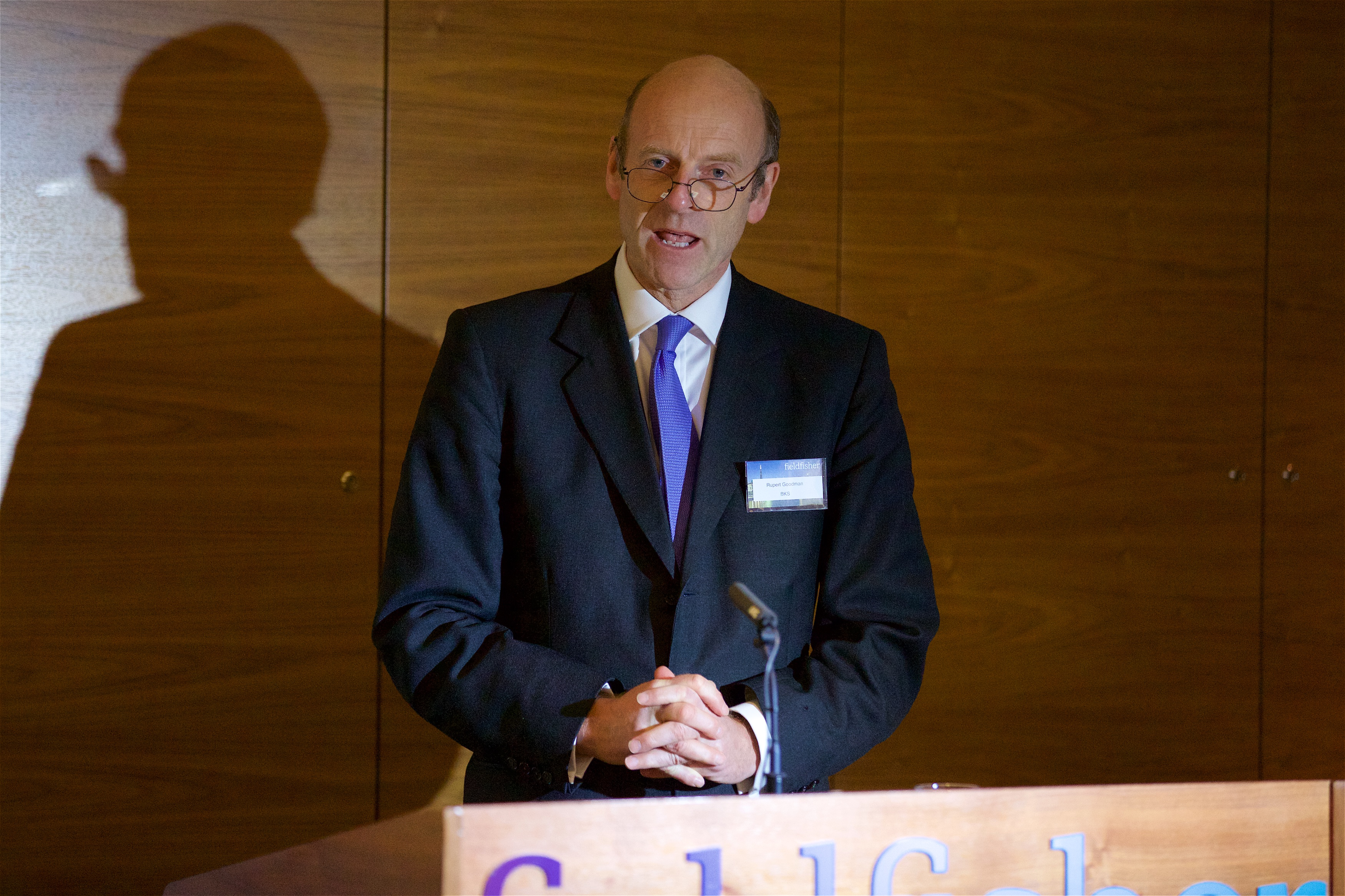 Rupert Goodman (Chairman, BKS)