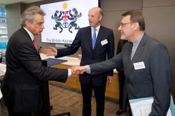 BKS Caspian Sea Agreement Talk 0059