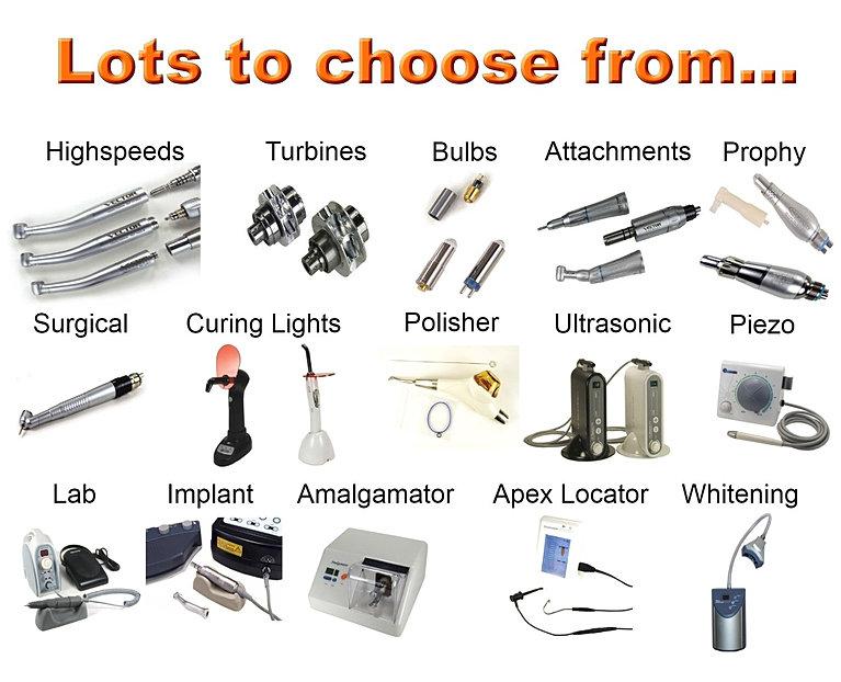 Quot Dental Handpiece And Equipment Repair Quot