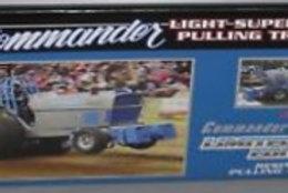 1/16 Jason Hootman's Ford Commander Pulling Tractor