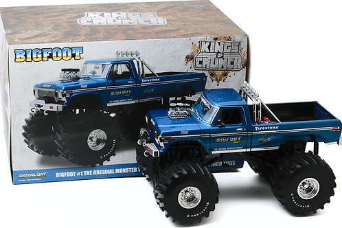 """1/18 Bigfoot with 66"""" tires"""