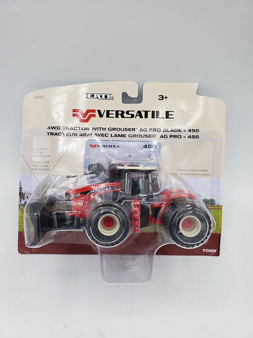 Versatile 450 with Blade