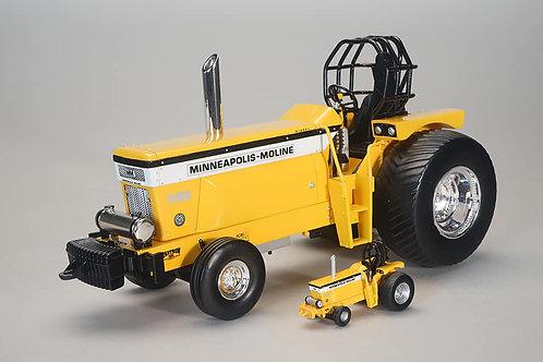 "1/16 Minneapolis-Moline G1000 Vista ""Wheat Fed"" Pulling Tractor"