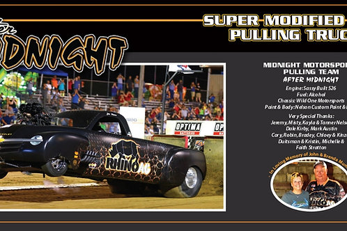 1/16 After Midnight 2WD Pulling Truck